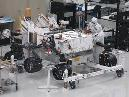'Curiosity' - Mars Science Laboratory